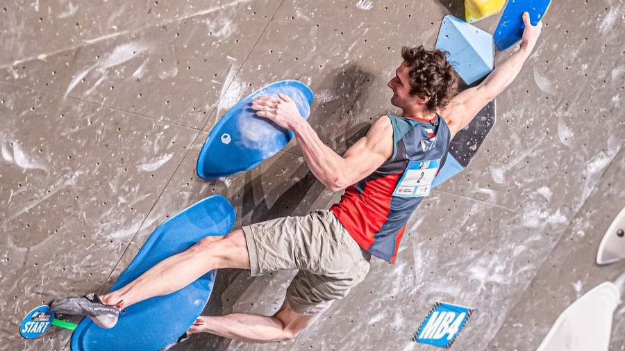 Ondra, Japan and Slovenia dominate in Meiringen