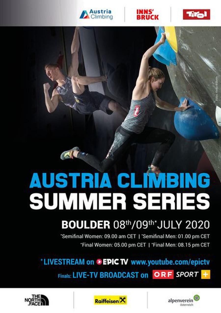 Austria Climbing Series