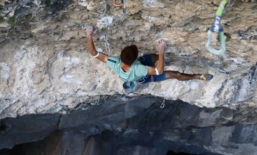 Two 9a's by Filip Schenk