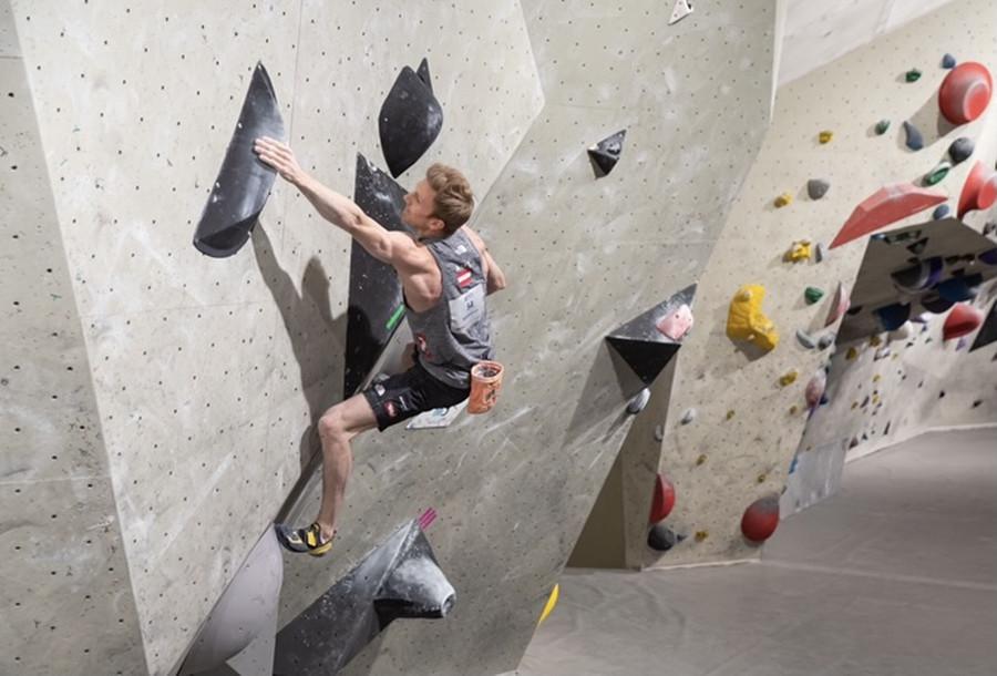 Jakob Schubert final Olympic preperation