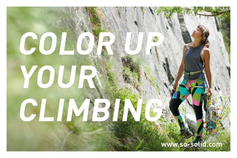 SO SOLID #COLORUPYOURCLIMBING
