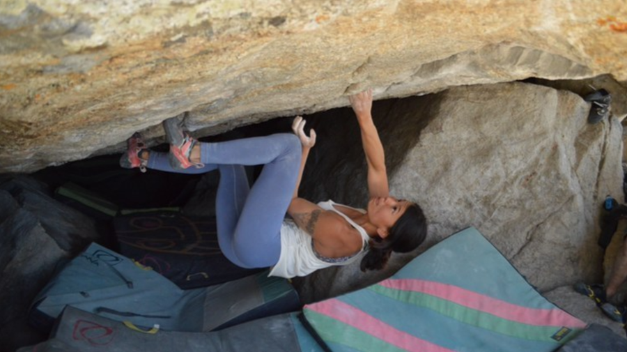 Euro Trash 8A+ by Courtney Arnold