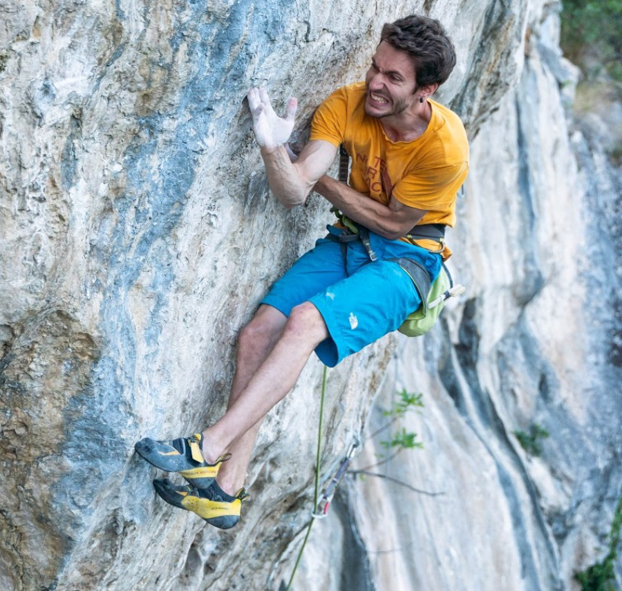 The Bow 9a+ FA by Stefano Ghisolfi