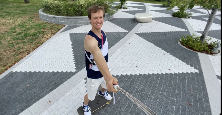 Rubtsov reports from the Olympic Village