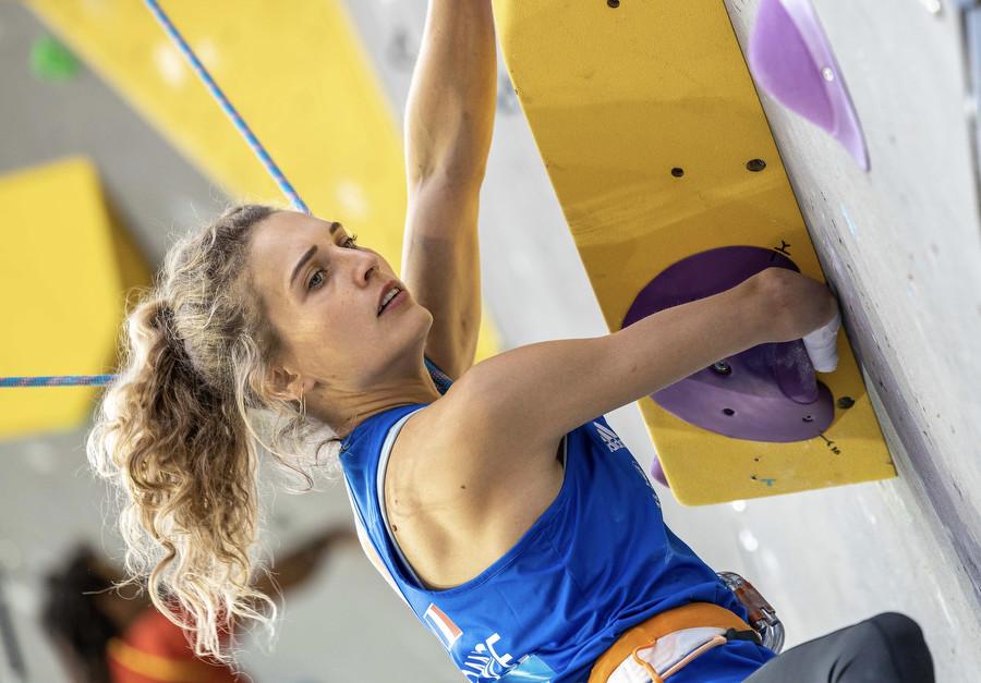 France dominates Paraclimbing in Briancon