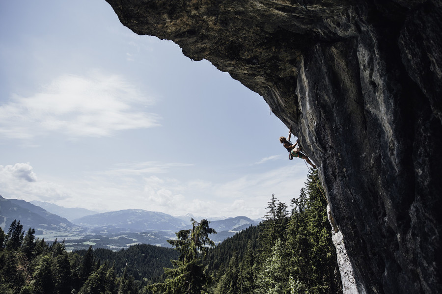 Sport and Alpine Climbing in the Wilder Kaiser Region
