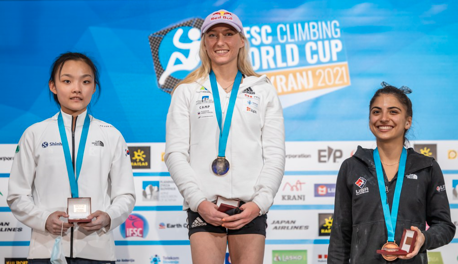 Janja wins in Kranj and overall